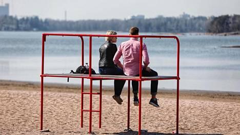 Viime vuosi oli Suomessa lähes asteen normaalia lämpimämpi.