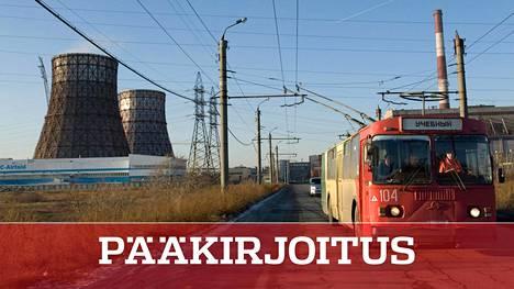 Fortum tuottaa sähköä ja lämpöä muun muassa Tsheljabinskin alueella Venäjällä.