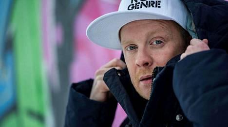 Räppäri Redrama eli Lasse Mellberg on ollut nyt kolme ja puoli vuotta täysin raittiina.