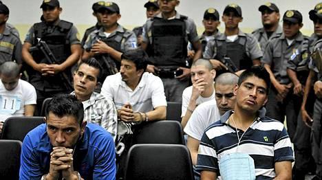 Huumejengi Zetas pitää Meksikon rajaseutua kauhun vallassa.