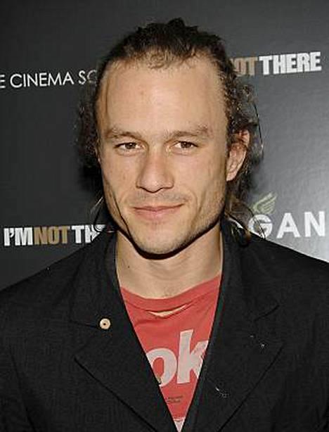 Heath Ledger todennäköisesti unohti päivittää testamenttinsa tyttärensä synnyttyä.