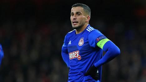Omar Elabdellaoui joutui sairaalaan.