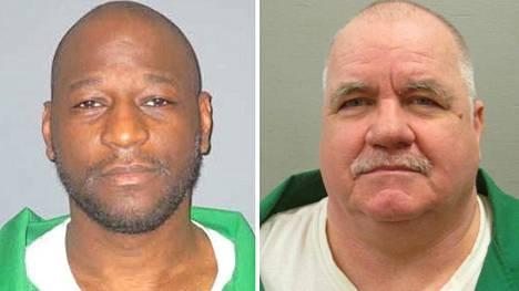 Freddie Owens (vas.) ja Brad Sigmon oli määrä teloittaa tässä kuussa, mutta korkeimman oikeuden päätös lykkäsi kuolemantuomioiden täytäntöönpanoa.