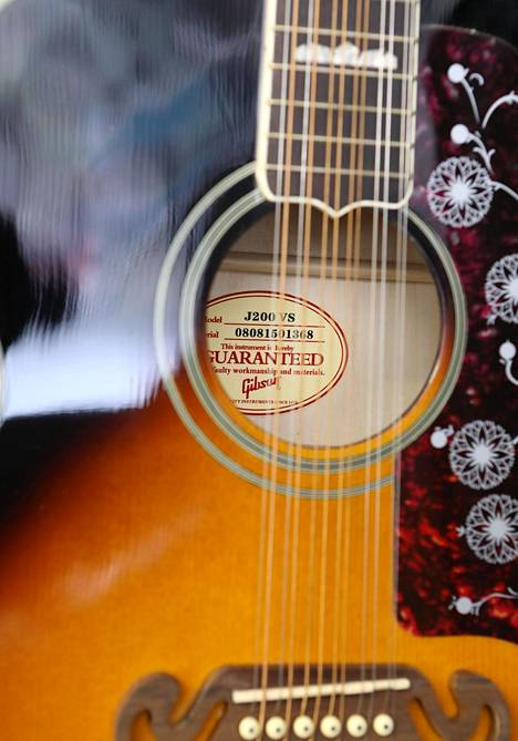 Tulli on viimeisten kahdeksan kuukauden aikana löytänyt keskimääräistä enemmän väärennettyjä kitaroita.
