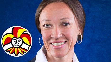 Eveliina Mikkola nimitettiin Jokerien toimitusjohtajaksi.