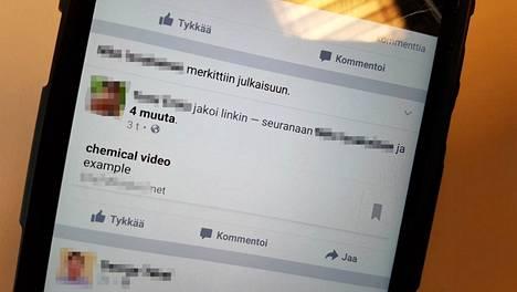 Mitä voit tehdä, jos virus leviää Facebook messenger -tunnuksellasi?