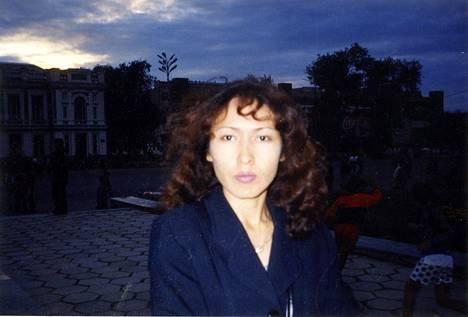 Nuori Nadja Sukari.
