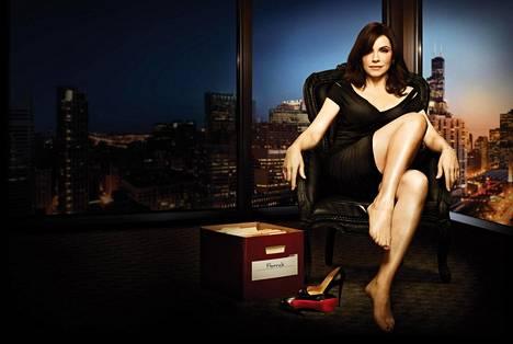 Alician (Julianna Margulies) ura on seitsemännellä tuotantokaudella ottanut takapakkia.