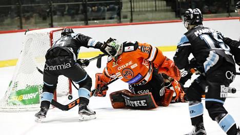 HPK ja Pelicans vastakkain tammikuussa 2018 Tallinnassa. Tulevalla kaudella kaupungissa pelataan kaksi liigaottelua.