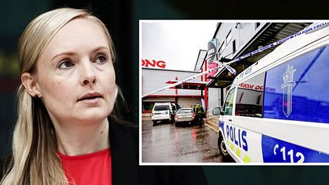 Sisäministeri Maria Ohisalo painottaa viranomaisten tekemän ennaltaehkäisevän työn merkitystä Kuopion kouluhyökkäyksen kaltaisten tapahtumien estämisessä.