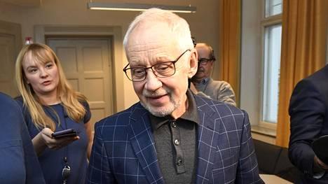 Postin hallituksen puheenjohtaja Markku Pohjola.