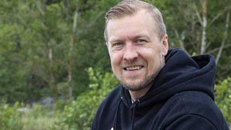 Niklas Hagman kävi läpi vaikeita aikoja jääkiekkouransa päätyttyä.