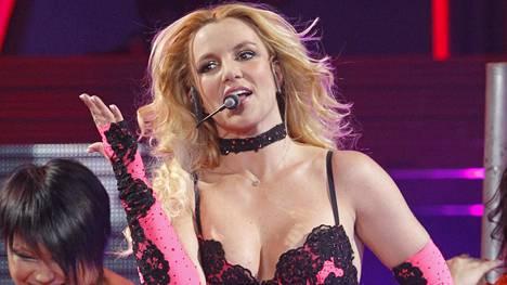 Britney ei ole enää entisensä.