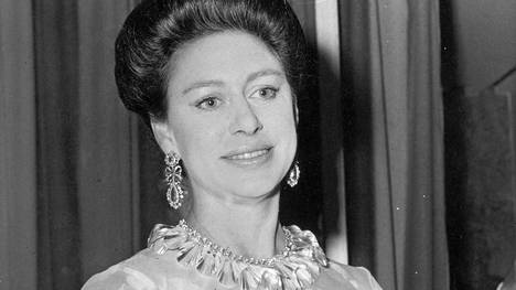 Vuonna 2002 kuollut prinsessa Margaret oli hovin musta lammas, joka rakasti juhlimista ja miehiä. Kuva vuodelta 1970.