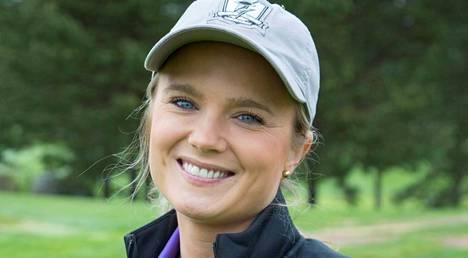 Viivi Avellánin golfintohimosta tuli työ, kun hän ryhtyi Fore!-lehden päätoimittajaksi.