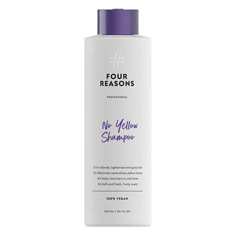 Four Reasons Professional No Yellow Shampoo, 16,90 € / 300 ml.