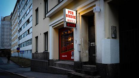 Pub Sirdie avattiin vuonna 1966.
