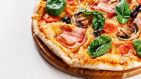 Satunnainen pizza ei pilaa painonhallintaa, jos syömistavat ovat muuten kunnossa.