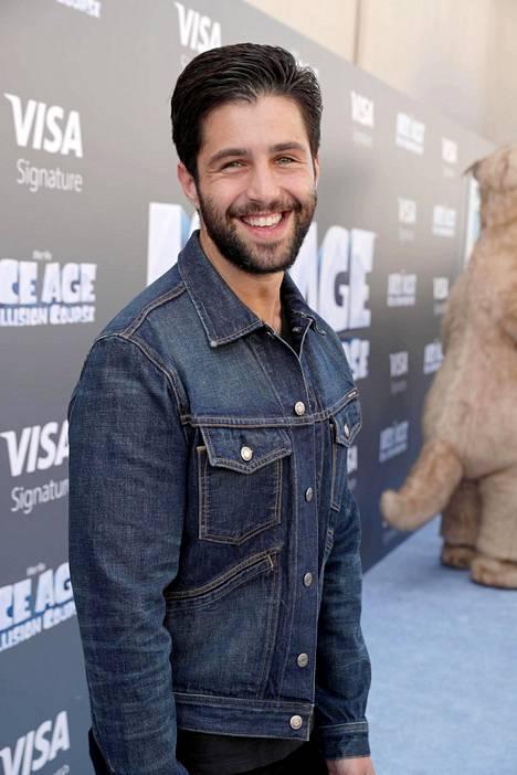 Näyttelijä ja koomikko Josh Peck muistetaan erityisesti Nickelodeon-kanavan Drake & Josh -sarjasta.