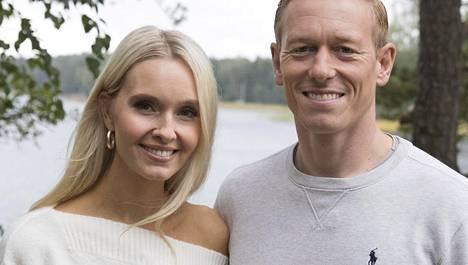 Mikael ja Metti Forssell menivät naimisiin vuonna 2014.