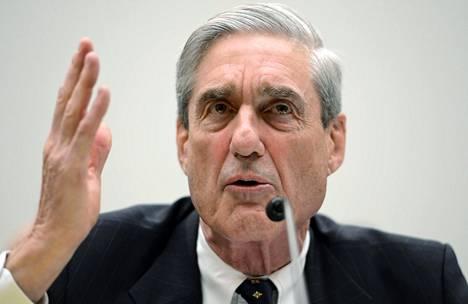Venäjä-tutkintaa johtava erikoissyyttäjä Robert Mueller.
