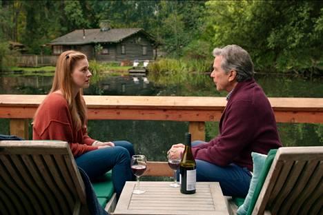 Kolmannella kaudella tohtori Vernolla (Tim Matheson) on painavia uutisia.
