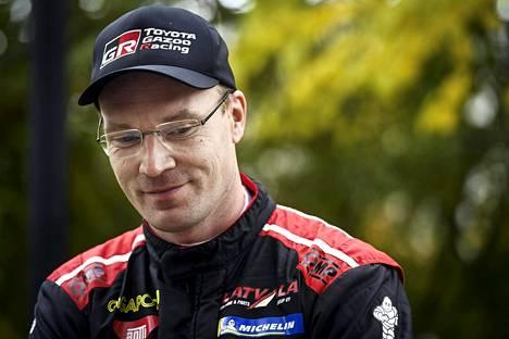 Kuluva vuosi on ollut Jari-Matti Latvalalle hyvin erilainen kuin kiireiset vuodet huippukuskina olivat.