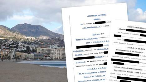 Espanjassa asunnon osto on kiinteistökauppa, joka on lainhuudatettava notaarilla ja kiinteistö on merkittävä maarekisteriin.