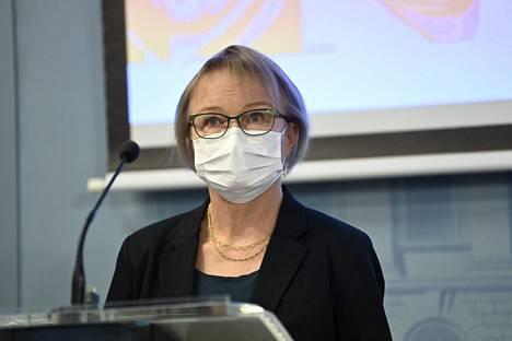 STM:n lääkintöneuvos Anni Virolainen-Julkusen mukaan asiaa valmistellaan mahdollisimman pikaisella aikataululla.