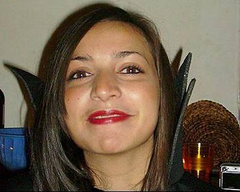 Meredith Kercher löydettiin 2. marraskuuta kuolleena.