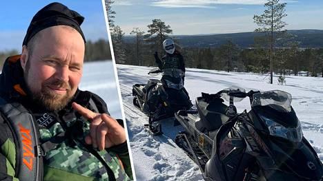 Juha-Pekka Mikkola pyöritti safaripalveluja tarjoavaa yritystä ja teki jopa 100-tuntisia työviikkoja kunnes korona vei asiakkaat ja yritys teki konkurssin.