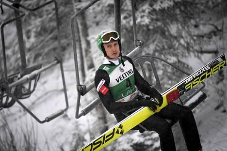 Hannu Mannisen hyppykunto on arvoitus.