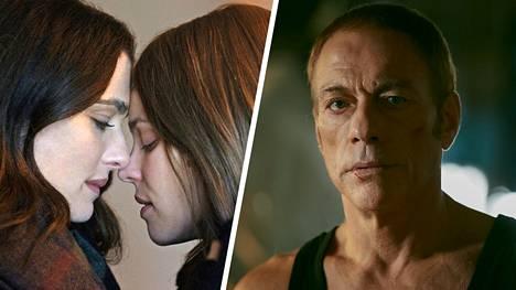 Ilmaiskanavien tämän kesän tapauksia on lesborakkaudesta kertovan Tottelemattomuus-draaman tv-ensi-ilta. Netflixin puolella huomiosta kamppailee kasari- ja ysäritähti Jean-Claude Van Damme uudella elokuvallaan.