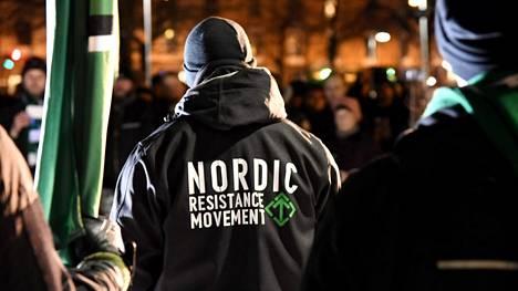Poliisihallitus on vaatinut Pohjoismaisen vastarintaliike -uusnatsijärjestön kieltämistä yhdistyslain vastaisena.