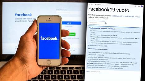 Vuoto.fi on suomalaisen Teemun koodaama sivusto, jolla voidaan tarkistaa oliko oma puhelinnemero osa Facebookin isoa tietovuotoa.