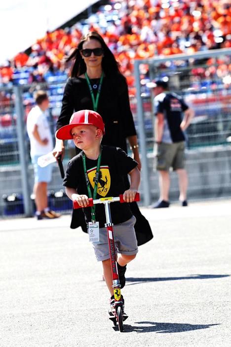 Robin Räikkönen haluaa vaikuttaa vaatteisiinsa.