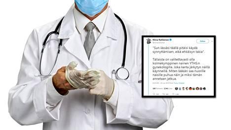 –Joka kerta järkytyn näillä käynneillä. Miten lääkäri saa nuorille naisille puhua näin ja miksi tämän annetaan jatkua, kirjoittaa Niina Ratilainen.