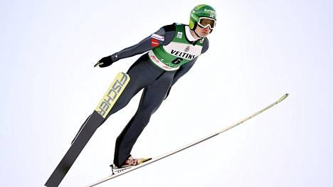 Hannu Manninen oli 49:s.