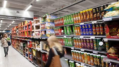 Pringlesit ovat suomalaisten suosikkisipsien joukossa vuodesta toiseen.