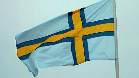 Tornionlaakson meänmaalaisten lippu.