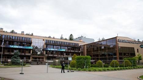 Suomen hotelli Repinossa.