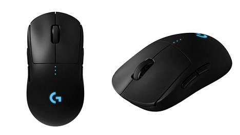 Logitech G Pro Wireless on yksi suosituimmista hiiristä ammattilaispelaajien keskuudessa.
