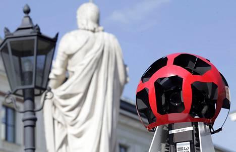 Street View -kuvausautot tallensivat kameroiden lisäksi tietoja myös wlan-vastaanottimilla.