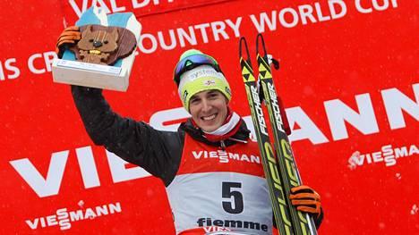 """Epo-hiihtäjä Johannes Dürriltä häpeilemättömiä väitteitä dopingista: """"Televisiosta näkemänne ei ole totta"""""""