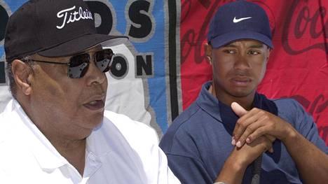 Sarjapettäjä Tiger Woodsin isä oli poikaansakin pahempi seksihurjastelija – kotitalosta paljastui ikäviä salaisuuksia