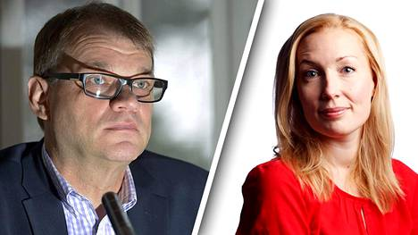 """Ylen toimittaja Salla Vuorikoski kertoo olleensa """"kysymysmerkkinä"""", kun pääministeri Juha Sipilältä (kesk) alkoi vyöryä sähköpostia perjantai-iltana."""