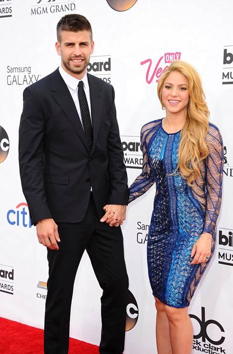 Shakira tuskin ilahtuu povipommin julkaisemista kuvista.