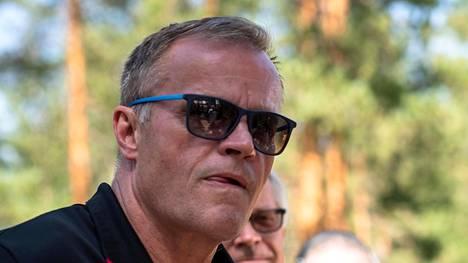 """Tallipomo Tommi Mäkinen jäädytti tilanteen – """"Merkkipisteet ovat nyt tärkeitä"""""""