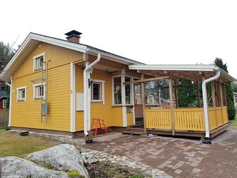 Myydään Siirtolapuutarhamökki Helsinki