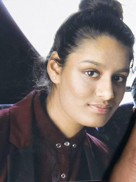 Shamima Begum on kertonut olleensa Syyriassa ainoastaan kotiäitinä.